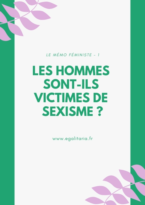 IMAGE ARTICLE SEXISME HOMMES